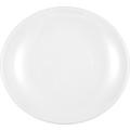 Seltmann Weiden Teller oval 5234 21 cm Modern Life weiß uni 00006