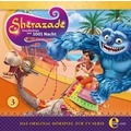 Sherazade 03. Die Navigationsnadel Hörspiel