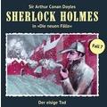 Sherlock Holmes - Neue Fälle 07. Der eisige Tod Hörbuch