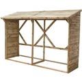 Siena Garden Holzunterstand Atlanta 320x102x210 cm