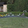 Siena Garden Rasenkante metall 6m x 150mm grau
