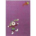 Sigikid Kinderteppich Rainbow Rabbit SK-0523-03 pink 120 x 170 cm