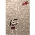 Sigikid Kinderteppich Rainbow Rabbit SK-0523-04 beige 80 x 150 cm