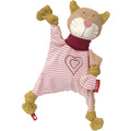 Sigikid Schnuffelt Katze Urban Baby rosa