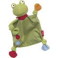 Sigikid Schnuffeltuch Flecken Frog grün