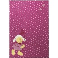 Sigikid Kinderteppich Schnuggi SK-0524-03 pink 80 x 150 cm