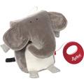 Sigikid Spieluhr Elefant Urban Baby grau