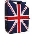 """SIT THIS & THAT Kanister-Hängeschrank aus recyceltem Kanister """"UK"""" mit britischer Flagge"""