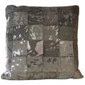 SIT-Möbel THIS & THAT Kissen silber auf grau silber auf grau