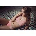 Skiny Damen Bustier vibrant pink 36