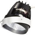 SLV COB LED MODUL, für AIXLIGHT PRO Einbaurahmen, mattweiß, 70°, CRI90+, 4200K