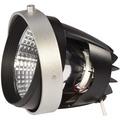 SLV COB LED MODUL für AIXLIGHT PRO Einbaurahmen, silbergrau, 30°, 3000K silbergrau