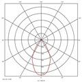 SLV NEW TRIA LED DISK Downlight, rund, silbergrau, 4000K, 60°