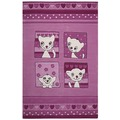 smart kids Kitty Kat SM-3988-02 110cm x 170cm