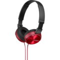 Sony Stereo Headset MDR-ZX310AP, rot