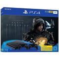Sony PlayStation 4 PS4 slim Konsole 1TB, jet black inkl. Death Stranding und 2. Controller