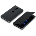 Sony Style Cover Stand SCSH40 - Xperia XZ2 (Schwarz)