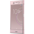 Sony Style Cover Touch SCTG50 für das Xperia XZ1  - pink