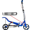Space Scooter X580 blau MIT GRAVUR (z.B. Namen)