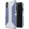 Speck Presidio Grip für iPhone XS/X Grey/Blue