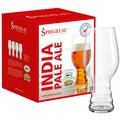 Spiegelau Craft Beer Glasses IPA Glas 4er Set MIT GRAVUR (z.B. Namen)