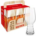 Spiegelau Craft Beer Glasses IPA Glas 6er Set MIT GRAVUR (z.B. Namen)