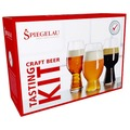 Spiegelau Craft Beer Glasses Tasting Kit 3er-Set