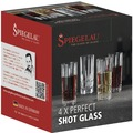 Spiegelau Perfect Serve Coll. Perfect Shot Glass 4er Set