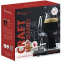 Spiegelau Stout Glas 2er Set MIT GRAVUR (z.B. Namen) Craft Beer Glasses