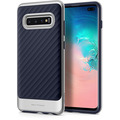 Spigen Neo Hybrid for Galaxy S10+ silver colored