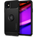 Spigen Rugged Armor for iPhone 11 matt black