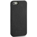 Stilgut BackCover für Apple iPhone 5/5s/SE - schwarz