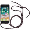 Stilgut Hybrid Necklace Case for iPhone 7/8 clear