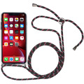 Stilgut Hybrid Necklace Case for iPhone XR clear