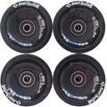"Streetsurfing ""LONGBOARD WHEELS"" Black, 70mm x Ø 51mm"