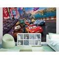 "Sunny Decor Fototapete ""Cars Race"" 254 x 184 cm"