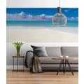 """Sunny Decor Fototapete """"Deserted Beach"""" 368 x 127 cm"""