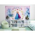 """Sunny Decor Fototapete """"Frozen Family Forever"""" 184 x 254 cm"""