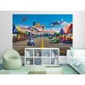 "Sunny Decor Fototapete ""Planes"" 184 x 127 cm"