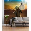 "Sunny Decor Fototapete ""STAR WARS Master Yoda"" 184 x 254 cm"