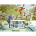 "Sunny Decor Fototapete ""Winnie Pooh Ballooning"" 368 x 254 cm"