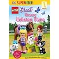 SUPERLESER! LEGO® FRIENDS Unsere liebsten Tiere