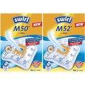 swirl M 50 AirSpace® Power Filter Staubsaugerbeutel