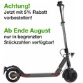 SXT-Scooters SXT Light Plus V anthrazit - eKFV Version - STVO zugelassen