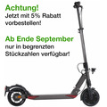 SXT-Scooters SXT Light Plus V weiß - eKFV Version - STVO zugelassen