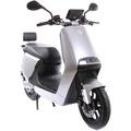 SXT-Scooters Yadea G5 silber