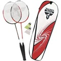 Talbot-Torro Badminton-Set 2-COMBAT im Thermobag