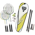 Talbot-Torro Badminton-Set FAMILY 2 Junior+2 Standardschläger im Thermobag