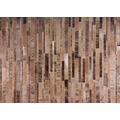 talis teppiche Lederteppich LEATHER Des. 1307 beige 200 x 300 cm