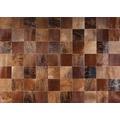 talis teppiche Lederteppich LEATHER Des. 2509 beige tanne 200 x 300 cm
